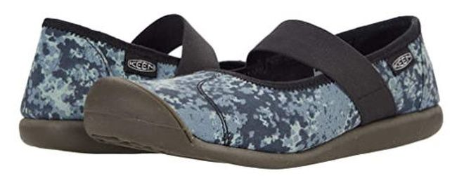 Keen canvas shoes with strap (Best Teacher Shoes)