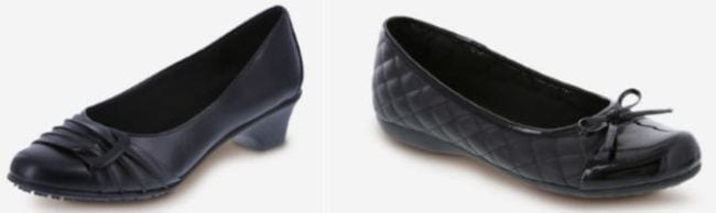 52ef90f559a Shannon H. likes this line of slip-resistant shoes made for the food  industry