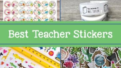 Best Teacher Stickers for the Classroom - WeAreTeachers