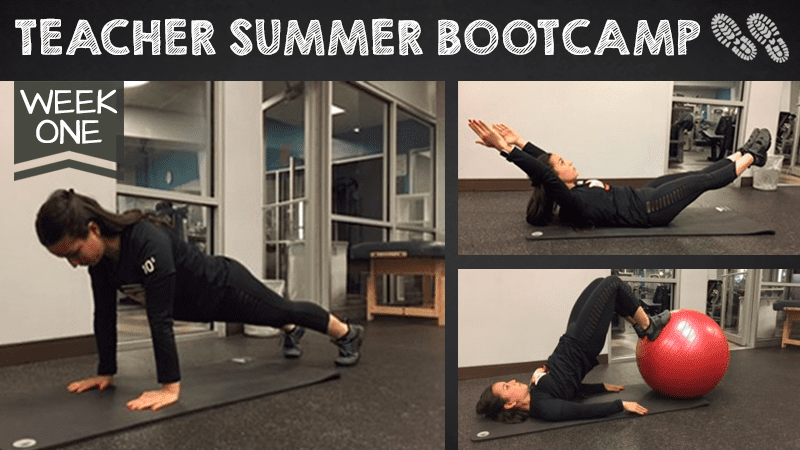 Teacher Summer Bootcamp - Week One