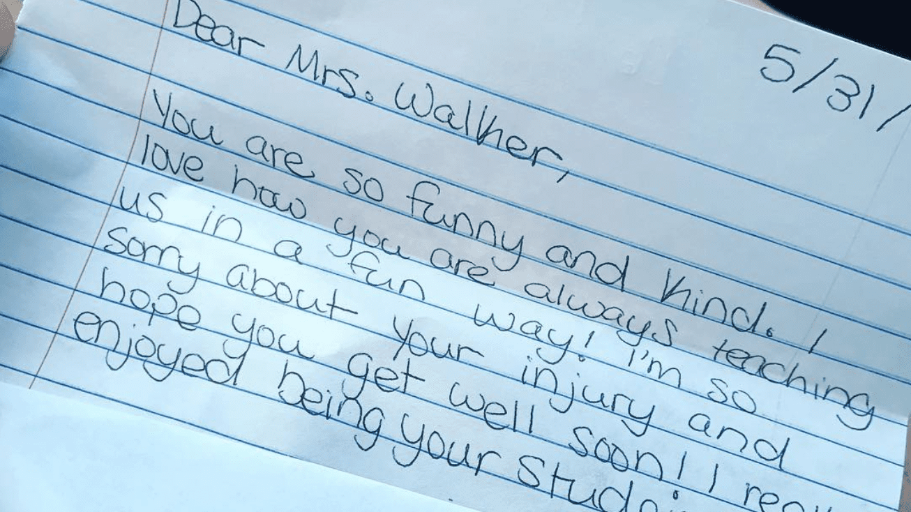 30 Teacher Thank You Notes That Make It All Worthwhile Weareteachers