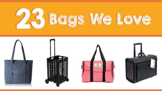 Teacher Bags We Love