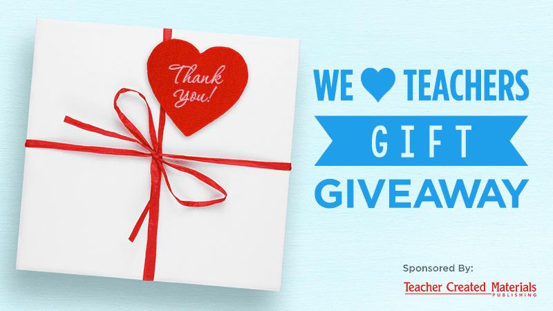 2017 teacher appreciation giveaway