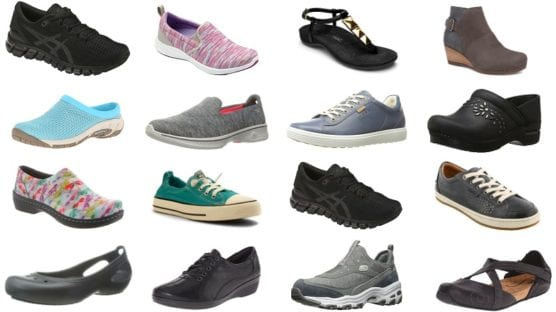 25 Teacher Shoes That Don't Hurt Your Feet
