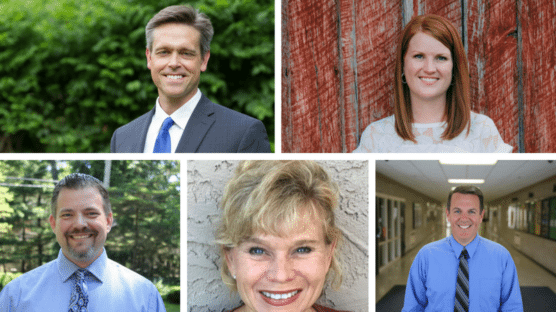 Teachers Running for Office in 2018