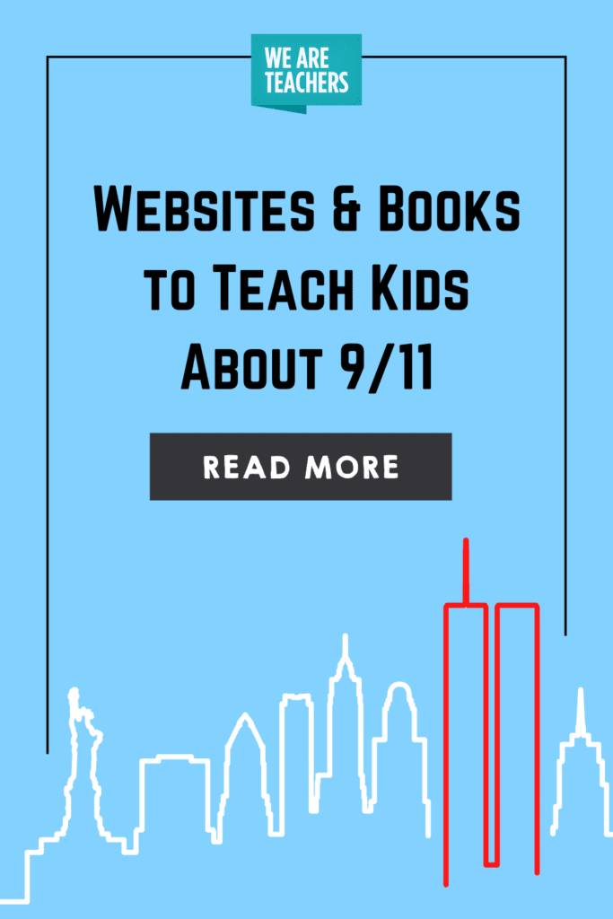 22 Websites and Books to Teach Kids About 9/11