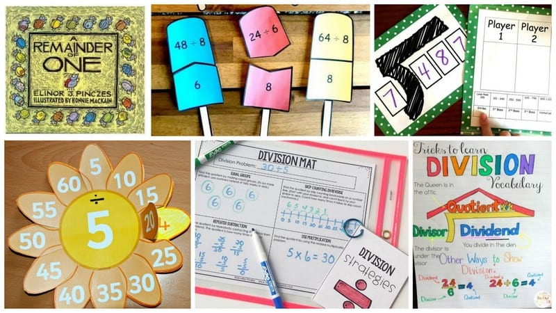 30 Terrific Activities for Teaching Division | WeAreTeachers