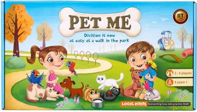 Pet Me Division Game
