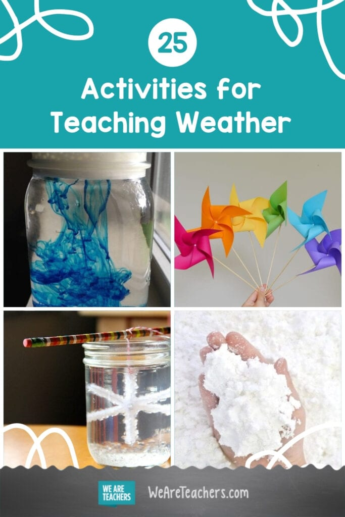 Tornadoes, Lightning, and Rainbows! 25 Activities for Teaching Weather