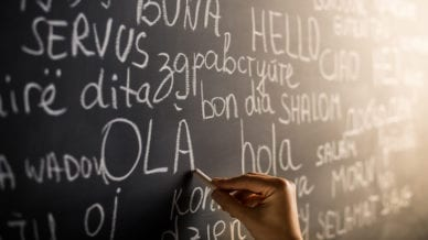 Teaching With Many Different Home Languages