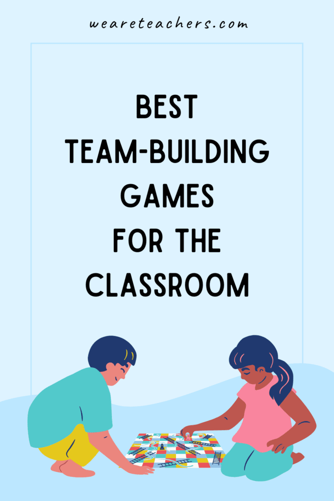 33+ Awesome Team-Building Games and Activities for Kids