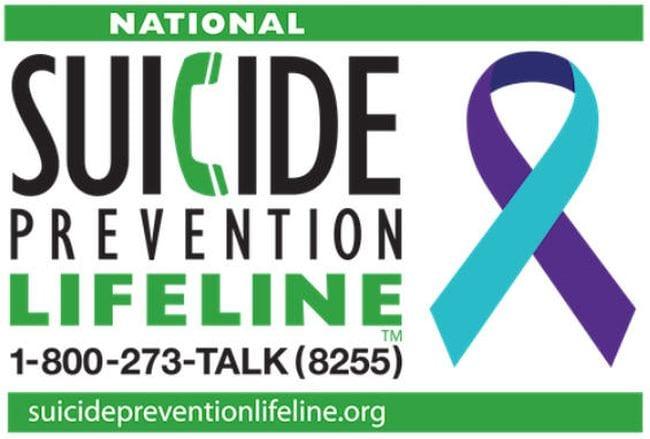 Teen Suicide Lifeline