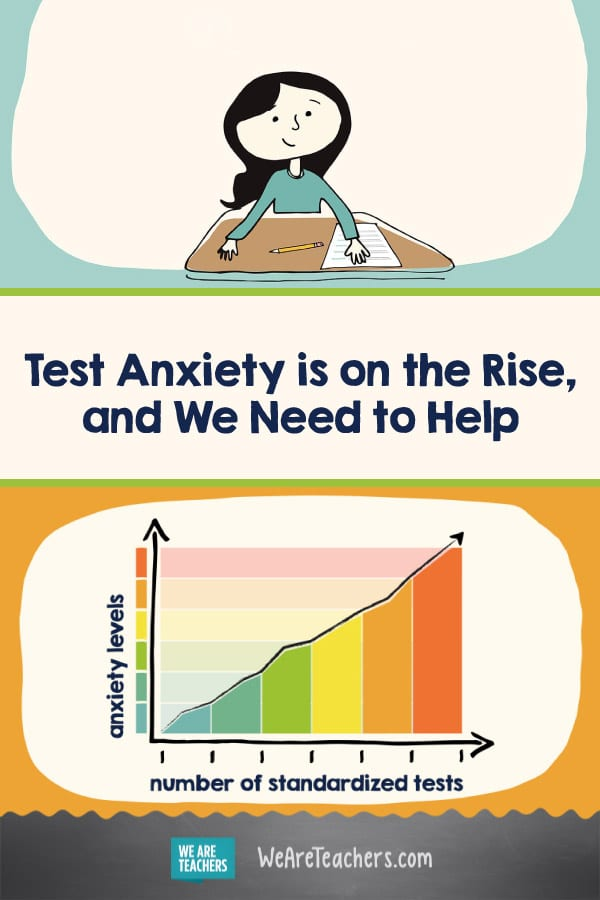 More Kids Than Ever Are Dealing With Test Anxiety, and We Need to Help