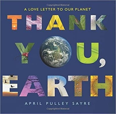 Book cover for Thank You, Earth
