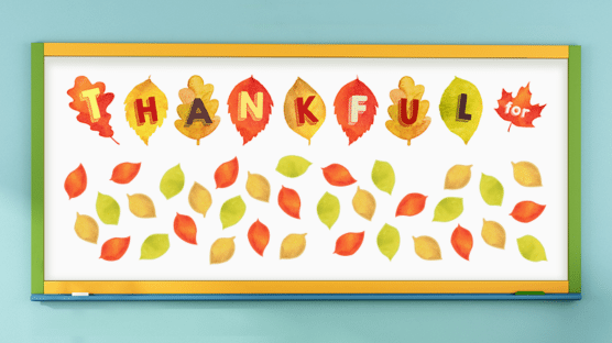 Free Thanksgiving Printable Banner