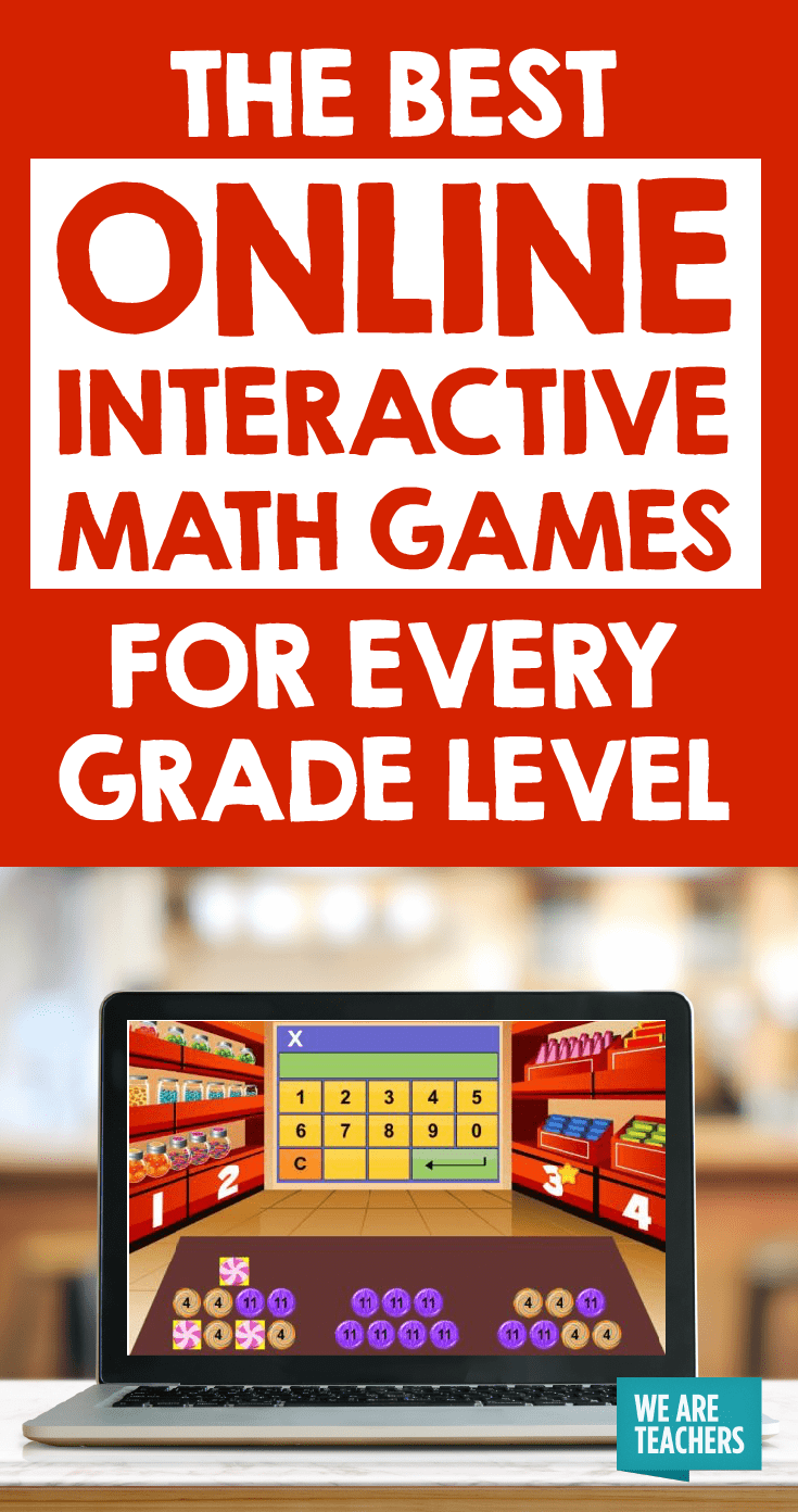 The Best Online Interactive Math Games For Every Grade Level