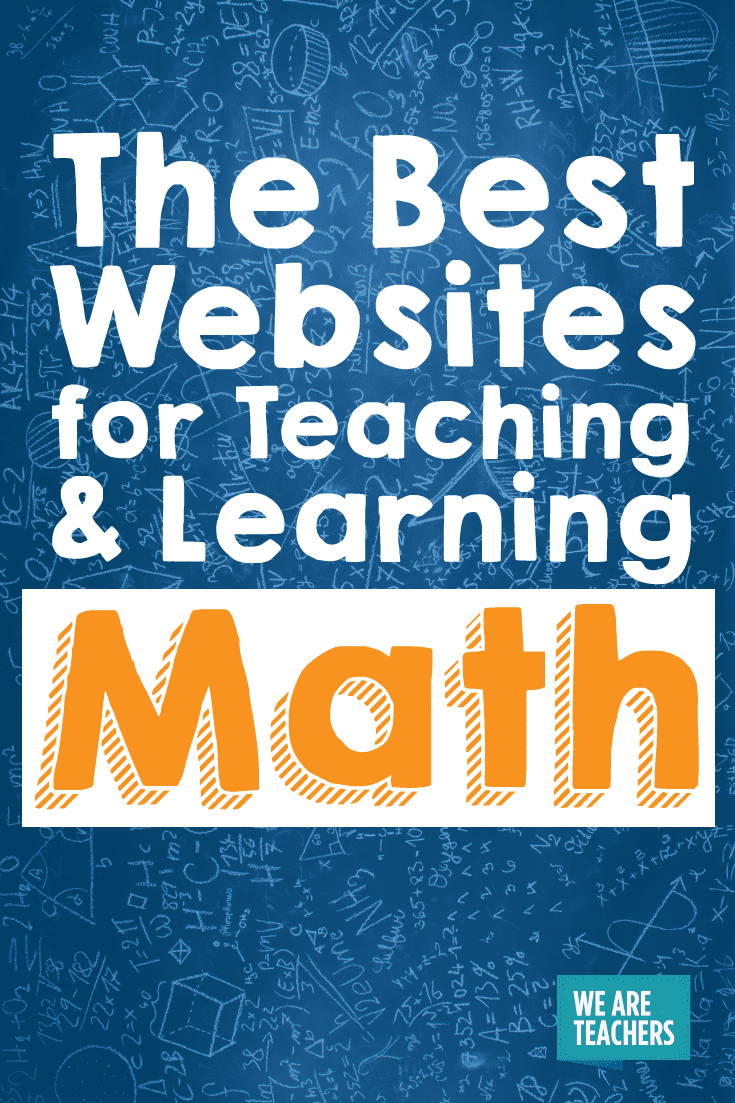 Best Math Websites for the Classroom, As Chosen by Teachers