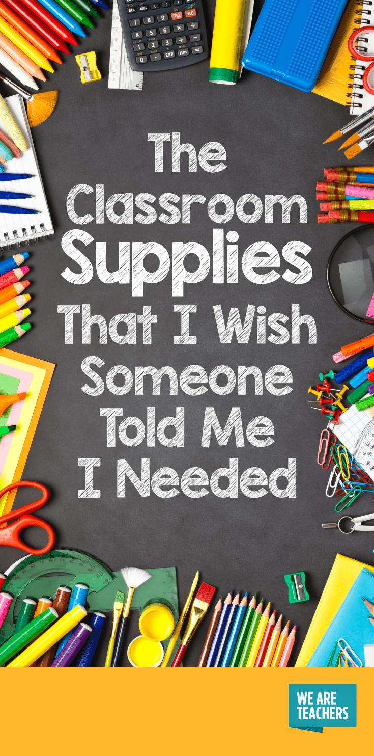 things that teachers need