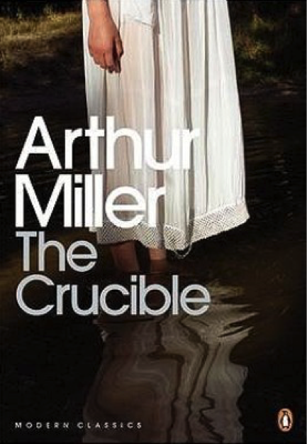 The Cruicible Book Cover - Popular Kids Books