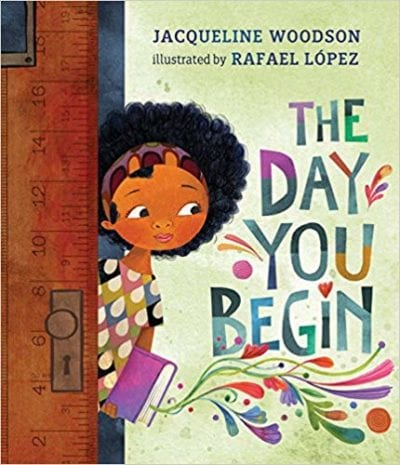 3rd Grade Books - The Day You Begin