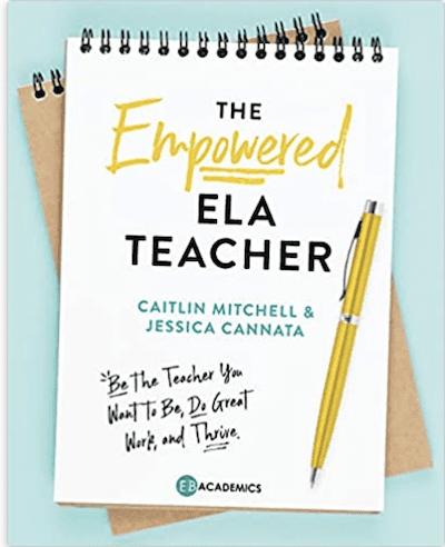 The Empowered ELA Teacher book