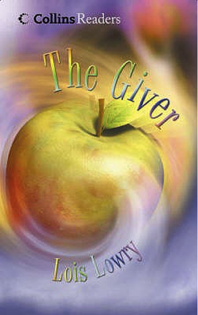 The Giver Book Cover - Popular Kids Books
