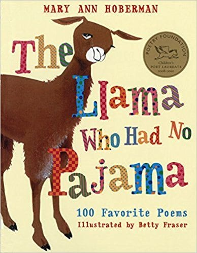 Book cover for The Llama Who Had No Pajama
