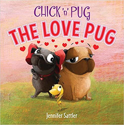 The Love Pug book cover