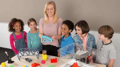 The Non Tech Teacher's Guide to Using a 3D Printer
