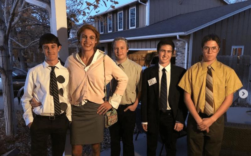 The Office Halloween Costume for Teachers
