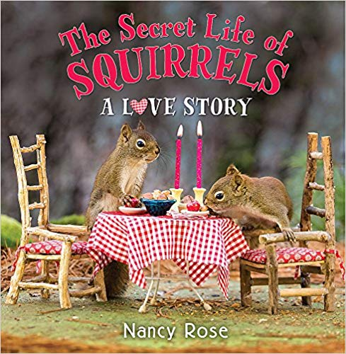 The Secret Life of Squirrels book cover