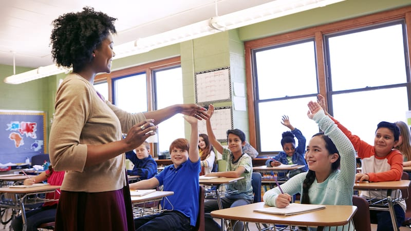 The Secret to Classroom Management in a Title I School