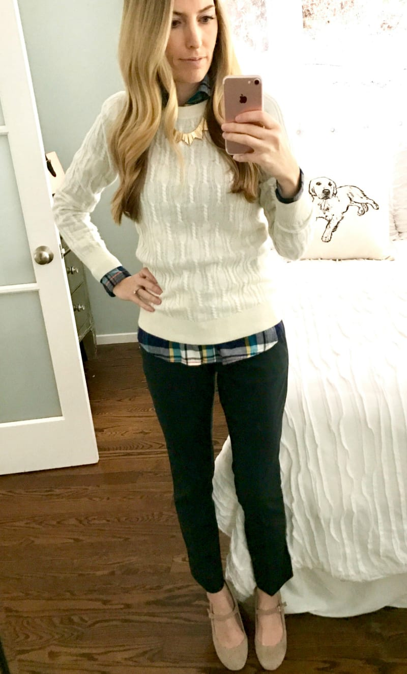 3 Easy Teacher Outfits To Tackle Parent Teacher Conferences