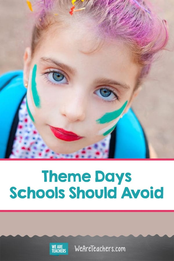 Theme Days Schools Should Avoid (and What to Do Instead)