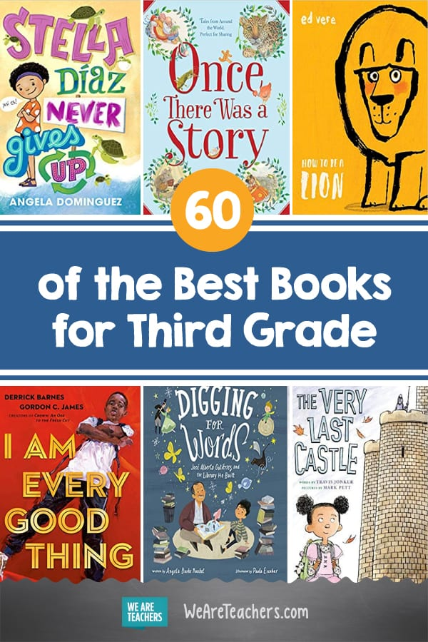 The Best 3rd Grade Books To Share With Your Students