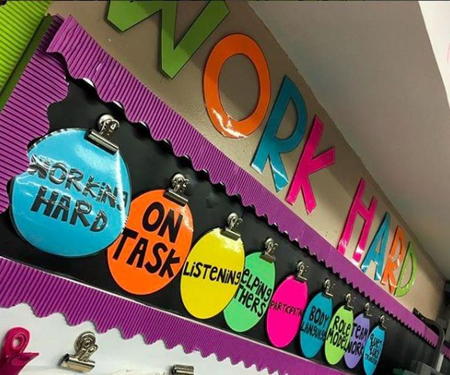 Third Grade Classroom Management