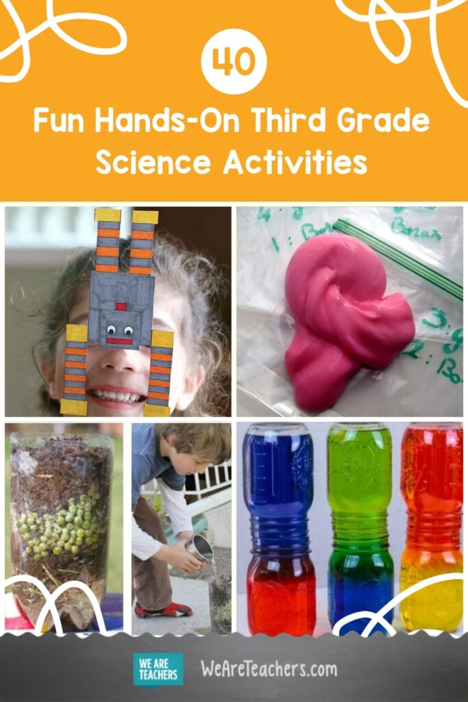 40 Fun Hands-On Third Grade Science Activities Anyone Can Do