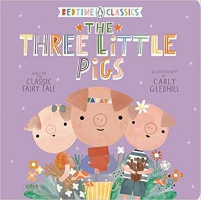 Three Little Peas Book