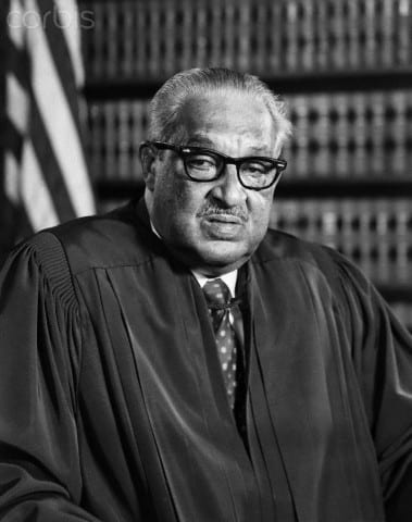 hurgood Marshall, the first Black Supreme Court justice -- 20 Fresh Ideas and Activities for Black History Month