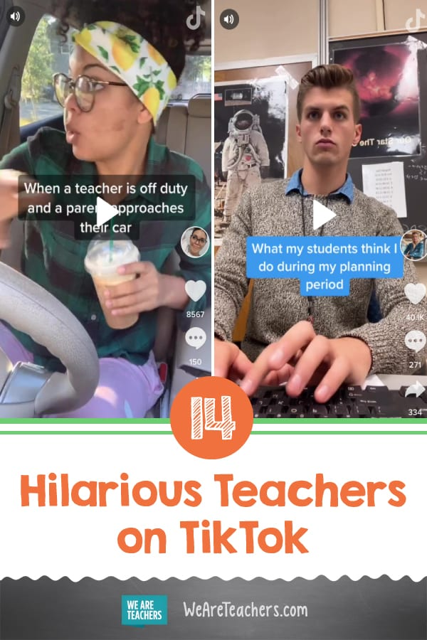 14 Hilarious Teachers on TikTok