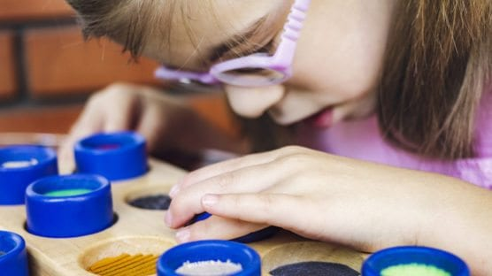 Tips for Teaching Blind Students