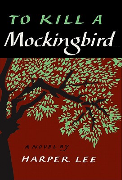 To Kill a Mockingbird Book Cover - Popular Kids Books