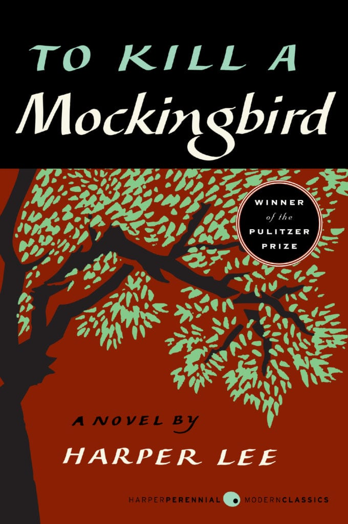 Book Cover: To Kill a Mockingbird - High School Literature