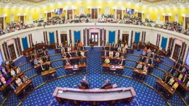 virtual senate simulations