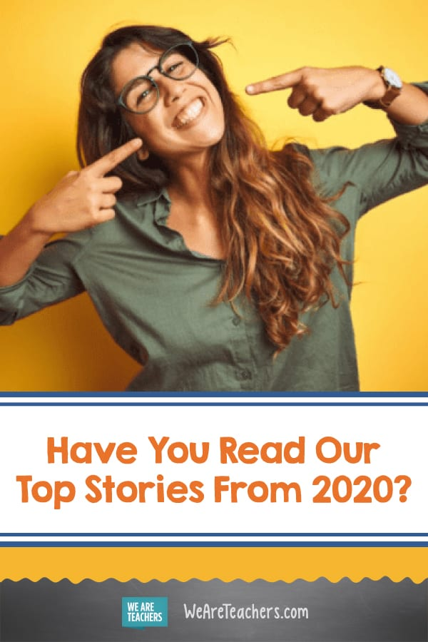 Have You Read Our Top Stories From 2020?