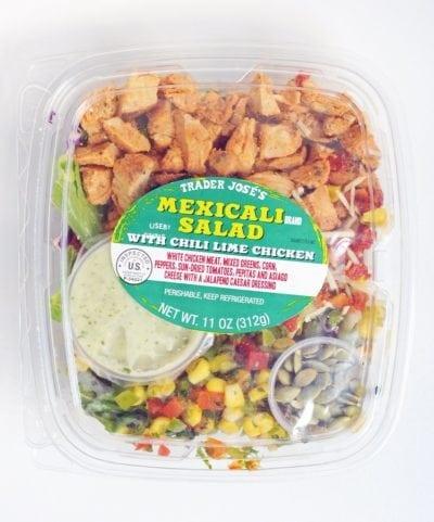 Mexicali Chili Lime Salad