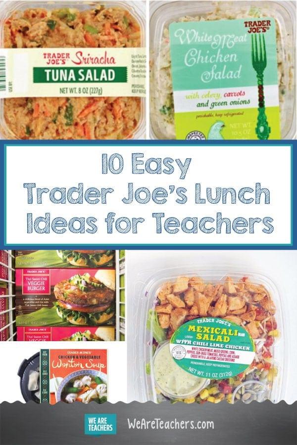 10 Easy Trader Joe's Lunch Ideas for Teachers