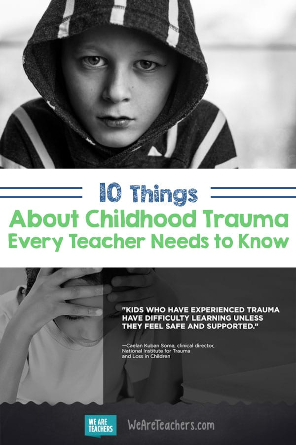 How Teachers Help Students Whove >> 10 Tips For Teachers With Students Who Have Experienced Trauma