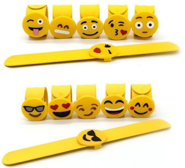 Treasure Box Emoji Bracelets