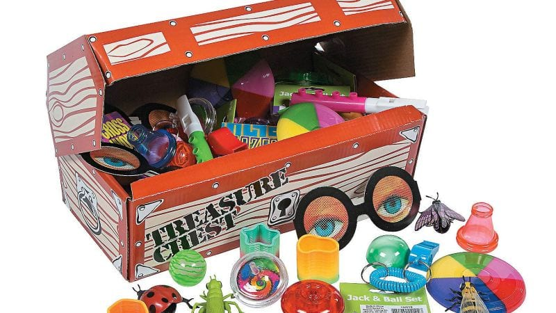 Treasure Box Featured